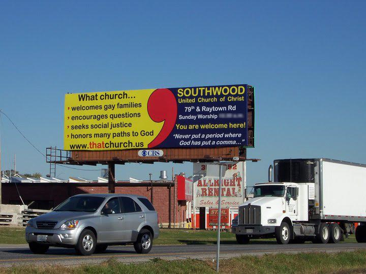 Raytown church welcomes gay